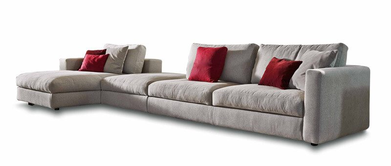 Divani Low Cost.Sofas Collection Leather And Modern Sofas Ditre Italia