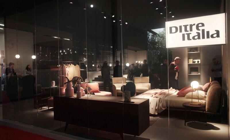 Ditre Italia disegna un nuovo landscape al Salone del Mobile di Milano 2018
