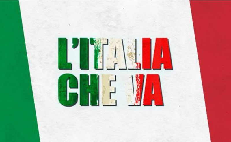 Michele De Marchi, CEO of Ditre Italia, in an interview with « L'Italia Che Va… »