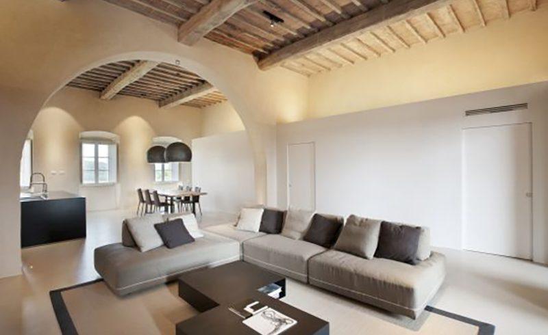 In Salotto Italia.Cmt Architetti Sceglie Sanders Per Dare Nuova Vita Al