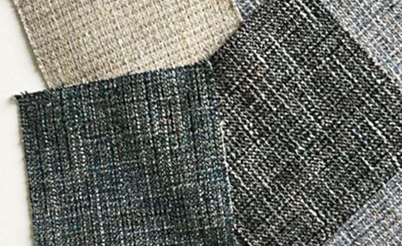 Ditre Italia adotta il tessuto nella variante tweed-melange per la collezione di divani e poltroncine 2016