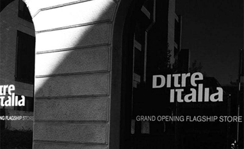 Ditre Italia apre il nuovo Flagship Store di Milano e lancia la collaborazione con lo studio Joe Colombo