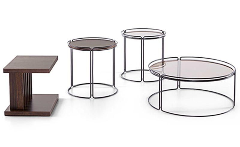 La linea Monolith: tavolini per il living – collezione 2015-2016