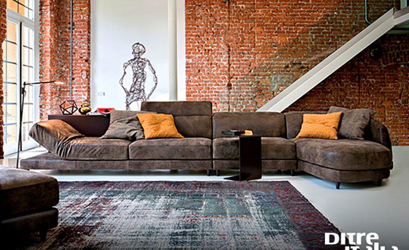 Vorresti un divano comodo e raffinato scopri la nuova collezione