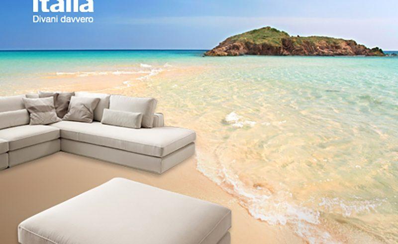 È ora di rilassarsi sul divano… buone vacanze da Ditre Italia!