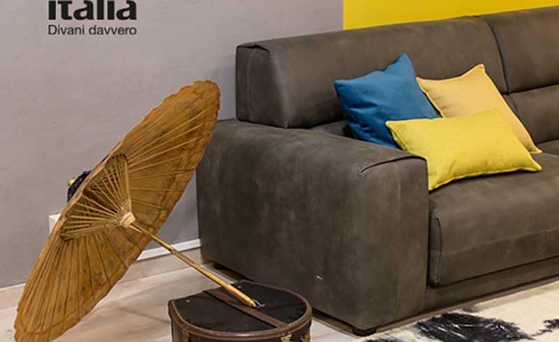 Facciamo Salotto con i Divani Ditre Italia? Ti aspettiamo nel nuovo Concept Store di Brescia!