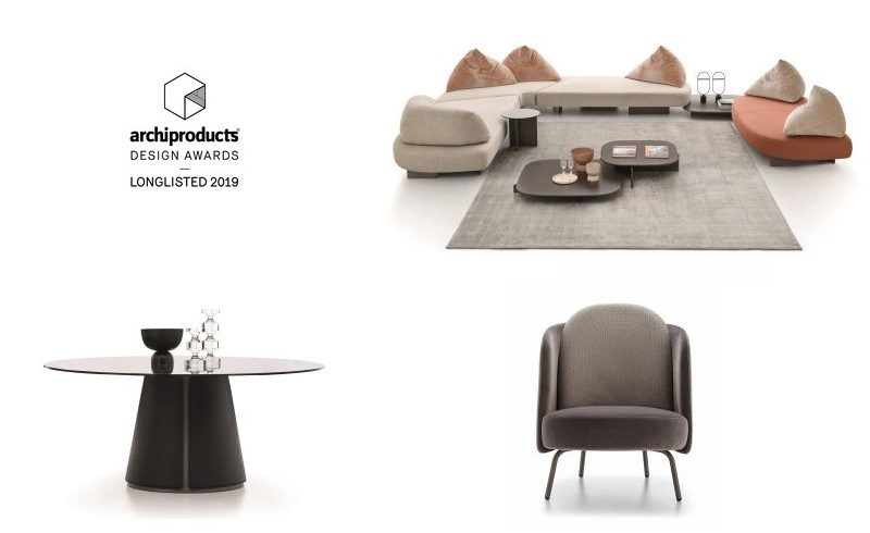 Il design di Ditre Italia in lizza per l'Archiproducts Design Awards 2019