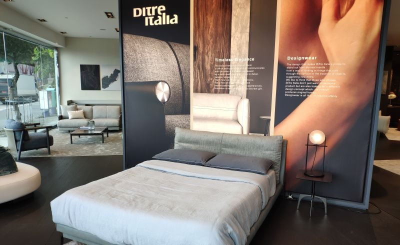 DITRE ITALIA OPENS A NEW STORE IN HONG KONG